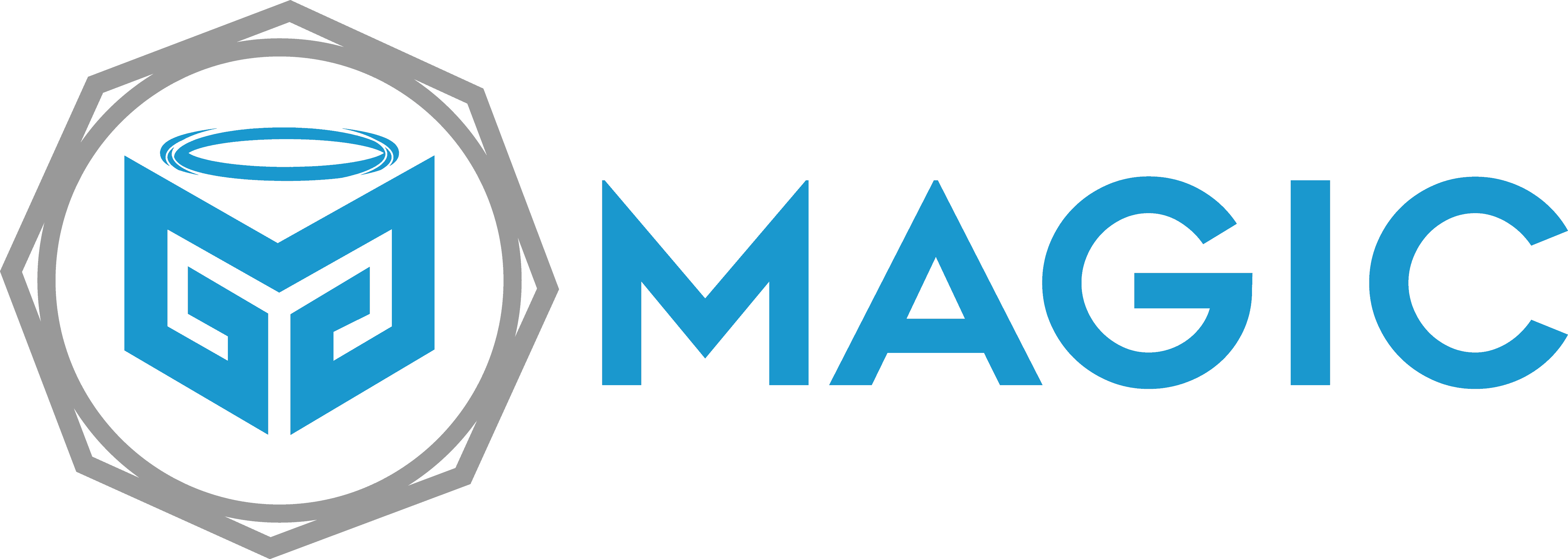 GG Magic - Logo